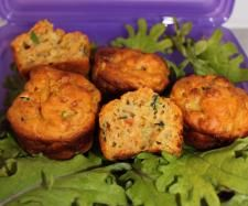 Recipe Savoury Mighty Muffins by ClaireT - Recipe of category Baking - savoury
