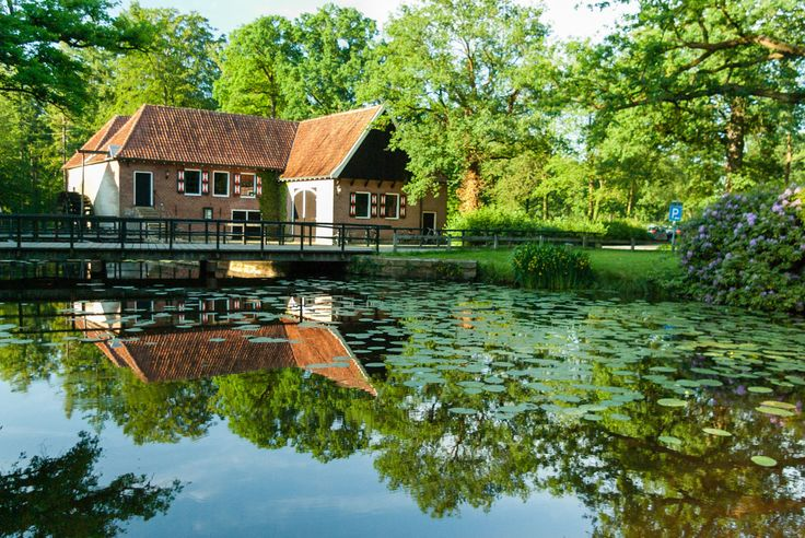 Watermill building near the Dinkel at Singraven Estate by Steppeland - on 500px