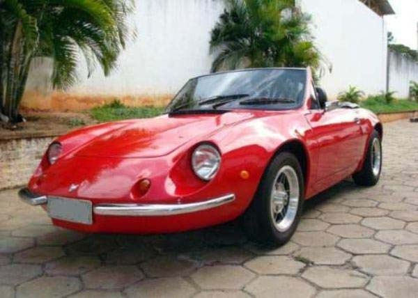 Puma GTS 1977 Conversivel