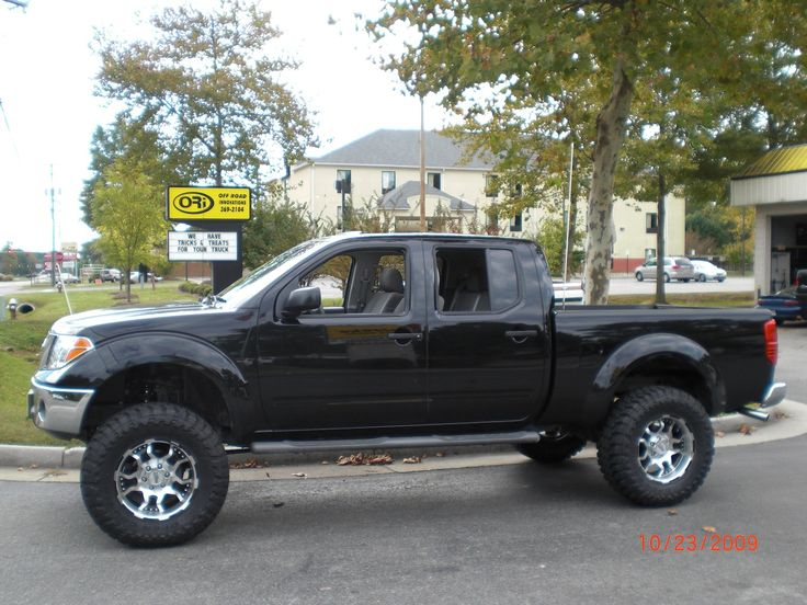 Lifted Nissan Frontier 2008 Frontier Lifted Nissan