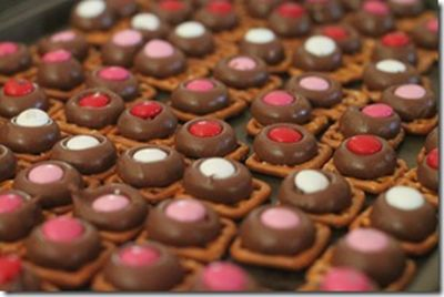 valentine's treats.