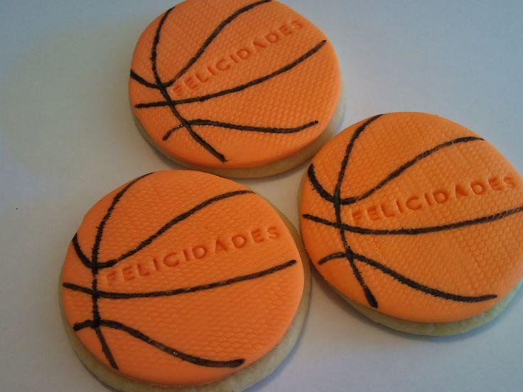 tartas-artesanales: Galletas de Baloncesto