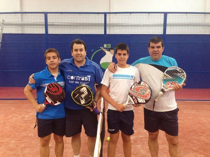 Padel en Cubierto Baena: Torneo Semana Santa 2014