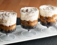 Verrine à la crème de spéculoos (facile, rapide) - Une recette CuisineAZ