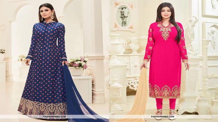 LATEST Best Shalwar Kameez And Frocks Designs Collection 2017