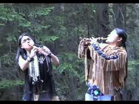 ★Tatanka ★ Beautiful Indian music ★    Native American dance