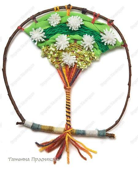 Weaving tree life tutorial