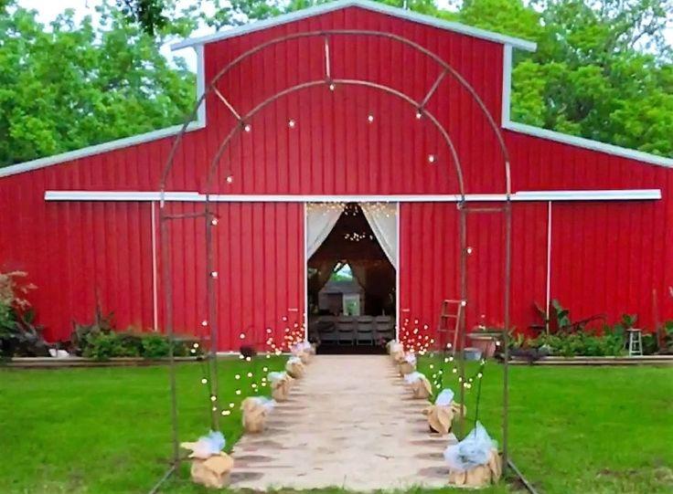 5 Ranch, Barn, Farm Wedding Venues in East Texas | Farm ...