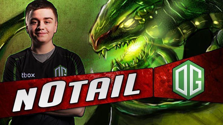 N0tail - Viper Dota 2 Pro Gameplay | Team OG Dota2