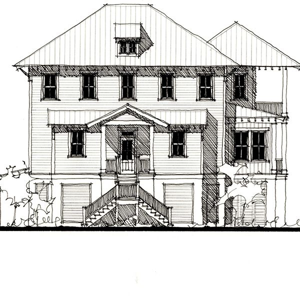 Wood Elevation Quotes : Best house plans images on pinterest nd floor beach