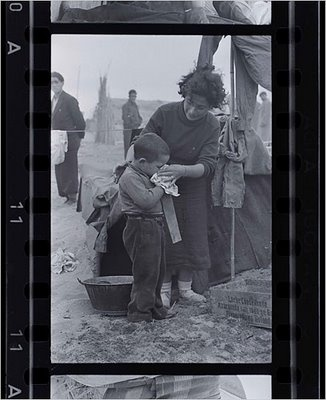 Robert Capa, Gerda Taro and David Seymour New Works by Photography's Old Masters