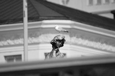 #Helsinki blogi: Havis Amanda ja museoratikka