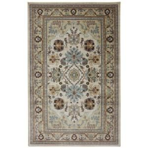 home depot living room rugs charisma butter pecan 8 ft x 10 ft area rug 406356 at 21110