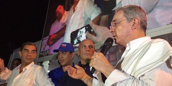La tiranía venezolana estimuló la corrupción de los 'Boliburgueses: Álvaro Uribe