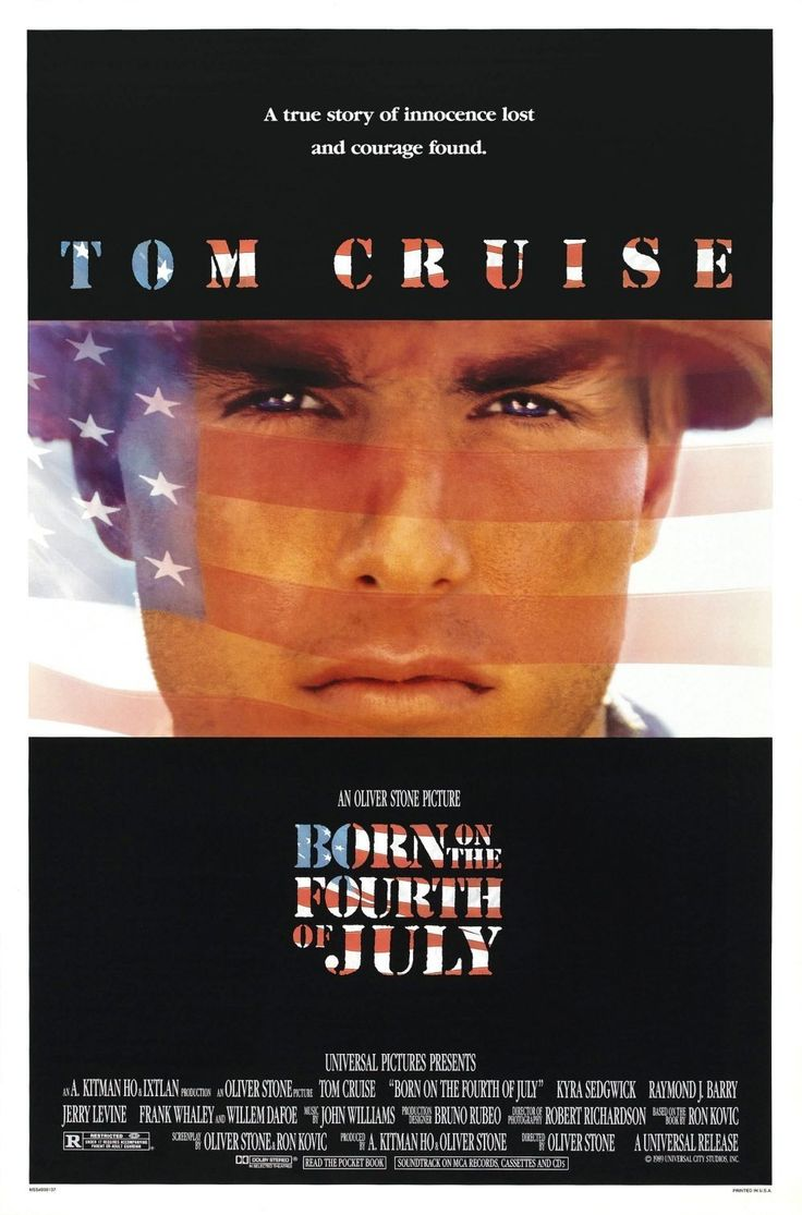 Tom Cruise Born On The Fourth Of July movie