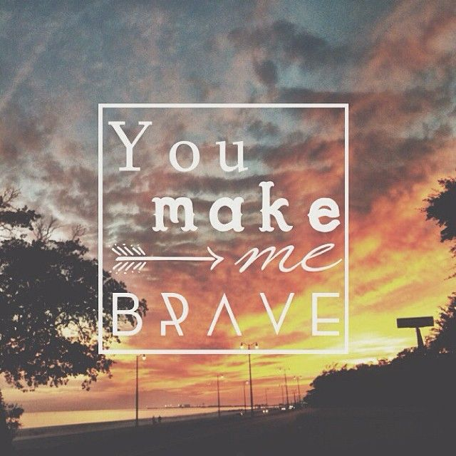 Bethel Music - You Make Me Brave Chords - AZ Chords