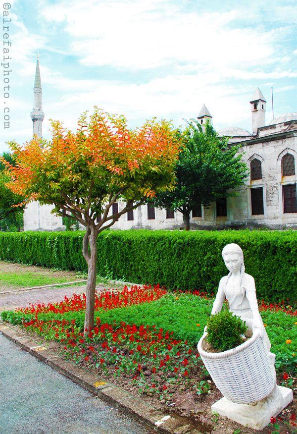 Topkapı Palace Garden