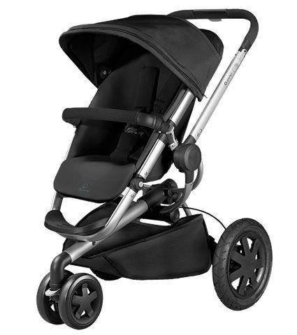 Quinny Buzz Xtra | The stylish all-terrain stroller