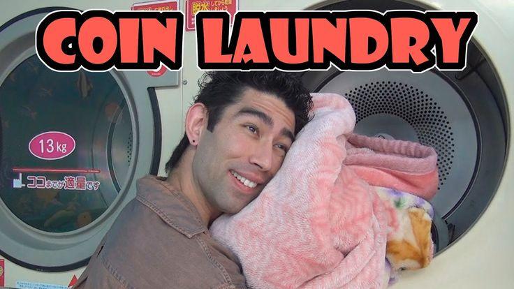Lavanderia automática - Japão Nosso De Cada Dia
