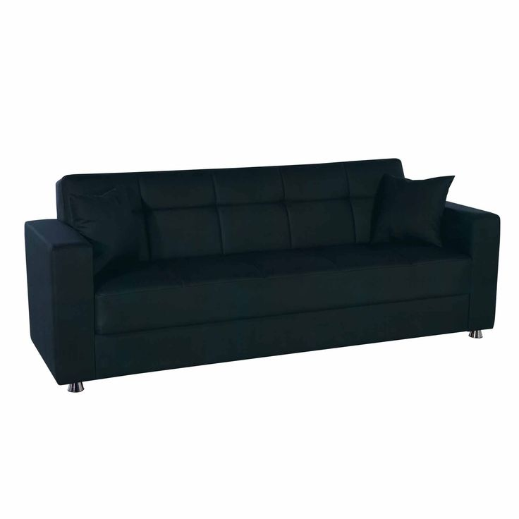 canap convertible clic clac 3 places tissu microfibre. Black Bedroom Furniture Sets. Home Design Ideas