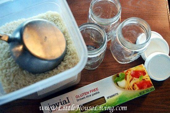 Homemade Rice Roni Mix