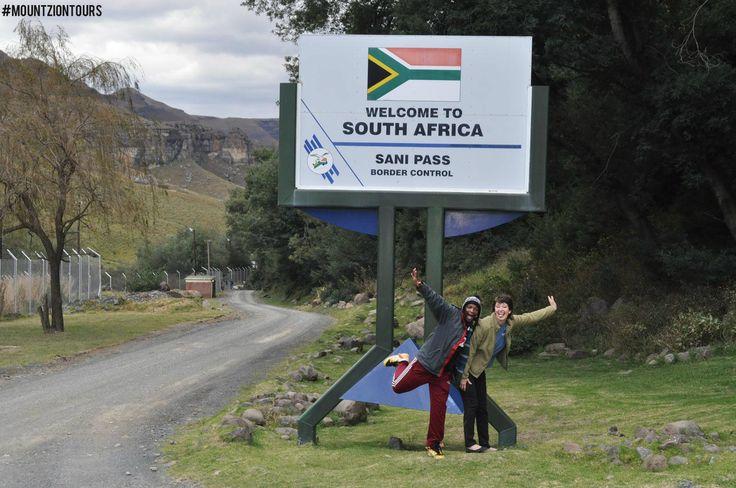 Sani Pass Tour. Book at:www.mountziontours.co.za
