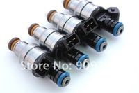High impedance 1000cc fuel injectors for racing car flow mtached...