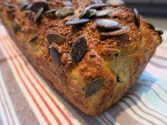Haferkleie-Karotten-Brot - Backen - Happy Carb Mein Low Carb Weg zum Glück