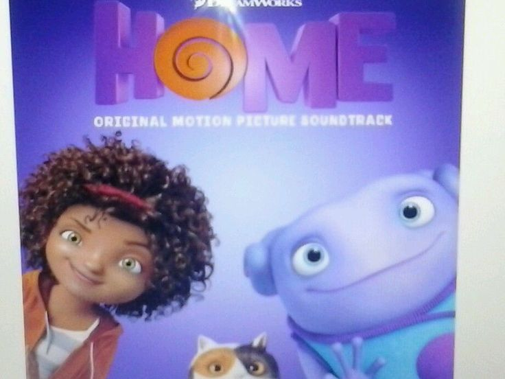 Dreamworks Home OST Songs From Rihanna Movie Soundtrack #Soundtrack