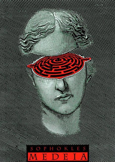 Enigmática #Ilustración - #EstiloDeBilletes #laberinto