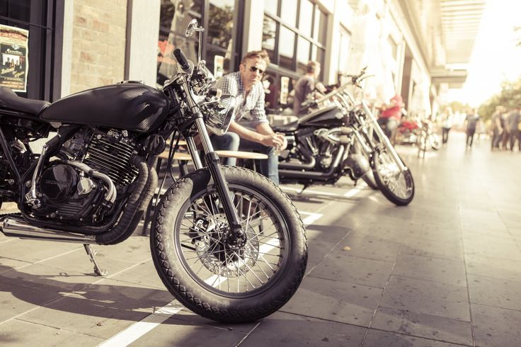 Beat the Heat with a Summer Motorcycle Jacket MotorbikeShed    #motorbikeshed