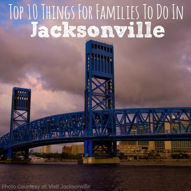 Top 10 Things to Do in Jacksonville, FL for Families