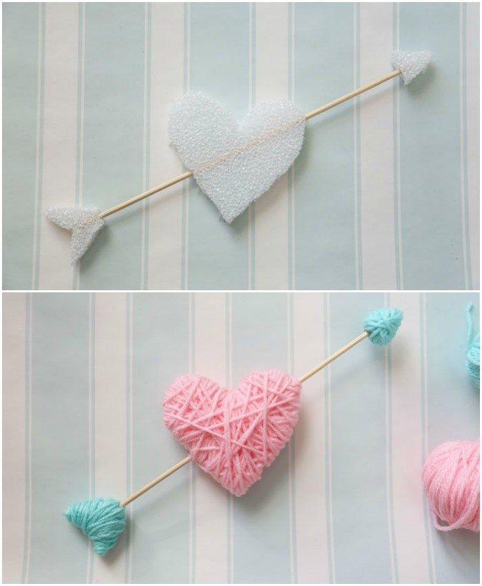 Coração decorativo para o dia dos namorados passo a passo   – selbst machen