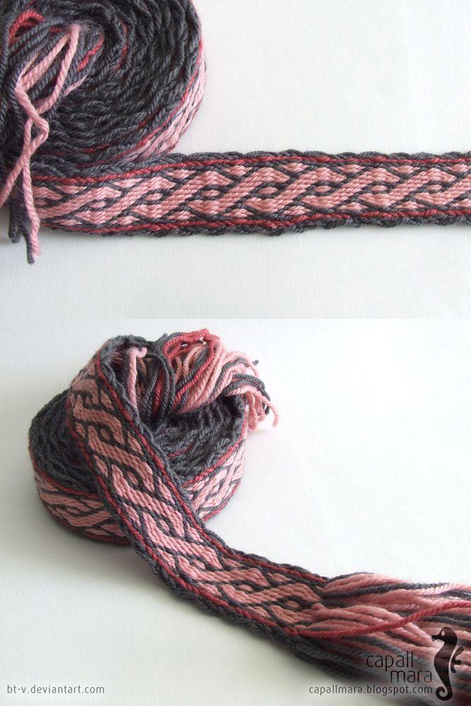 Card Weaving - Birka by bt-v
