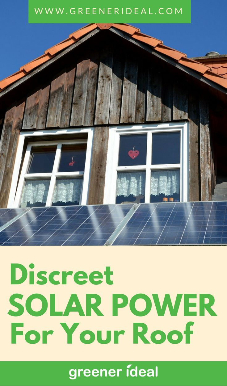 """Here is an inconvenient truth that advocates of alternative energy sources are reluctant to admit – solar panels are an eyesore. Especially in a residential setting, they detract from the aesthetic of any house, no matter how much the owner tries to convince you otherwise."""