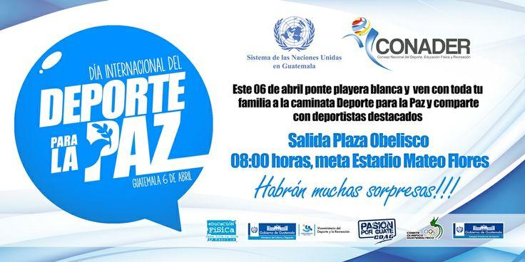 Día Internacional del Deporte por la paz