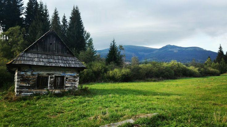 Chamkova stodola, šumiacky chotár