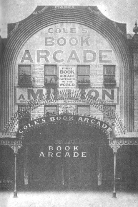 Cole's Book Arcade