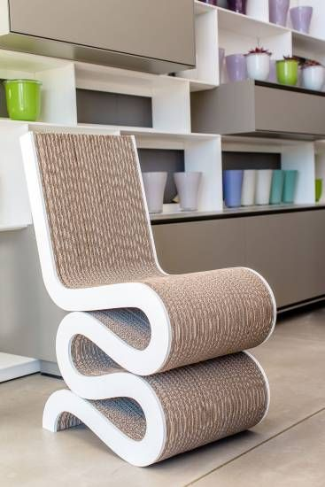 """""""Fatti di cartone"""", il design ecologico #Fuorisalone2016 #Design"""