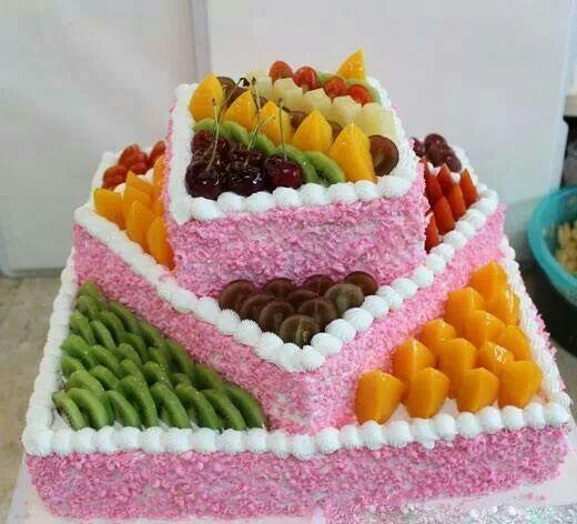 Gesunde Torte