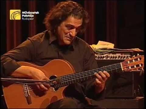 "Ferenc Snétberger , Tony Lakatos & Paolo VInaccia  :  ""Troublant Bolero""..."