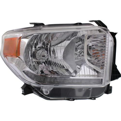 2014-2016 Toyota Tundra Head Light RH, Assembly, Platinum