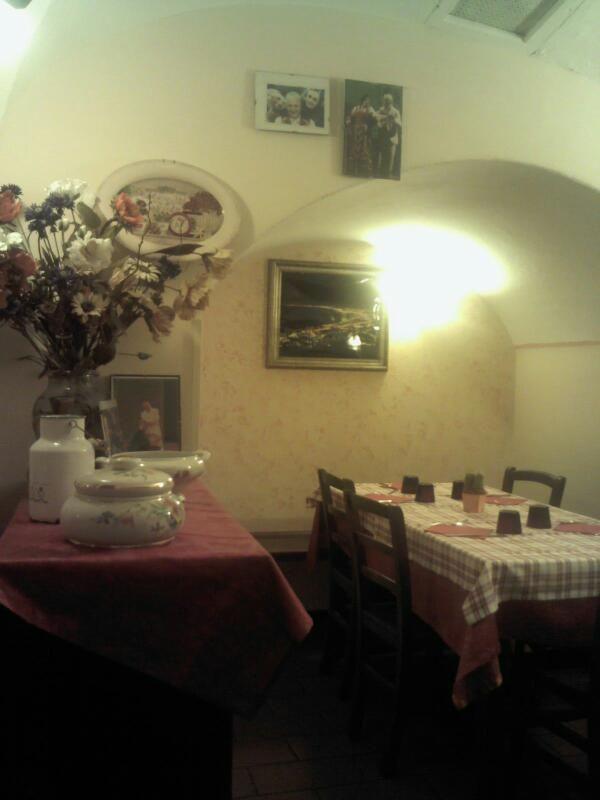 Ristorante Pizzeria A Topia - Borgio #Verezzi