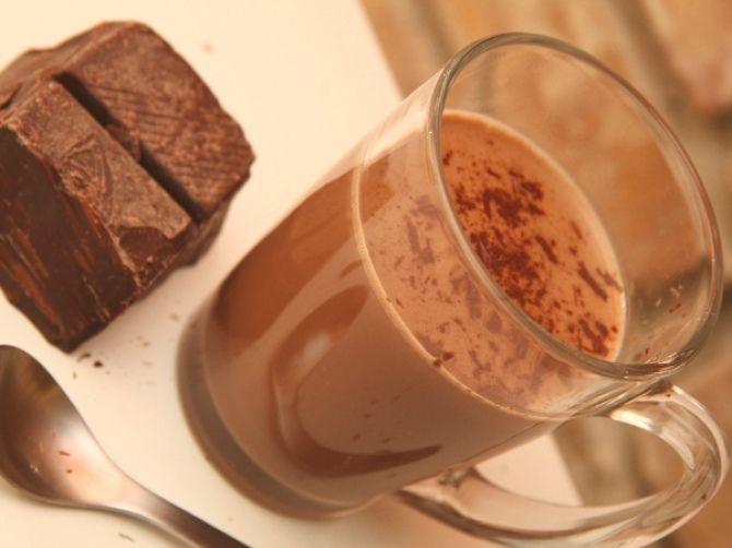 Forró csokoládé recept