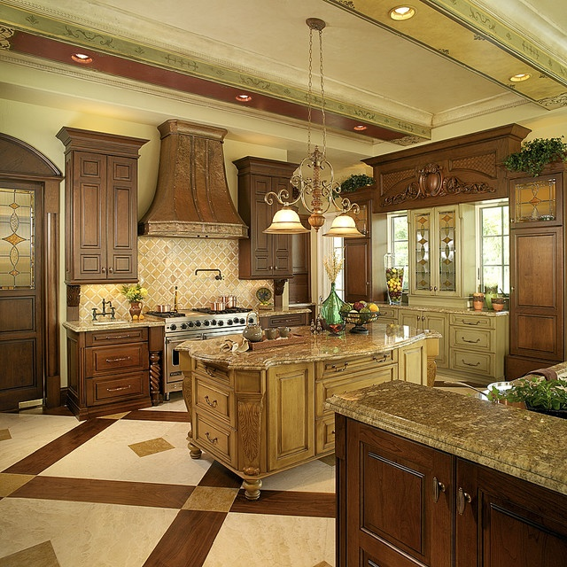 Mediterranean Kitchen Cabinets: 575 Best Tuscan Style Images On Pinterest
