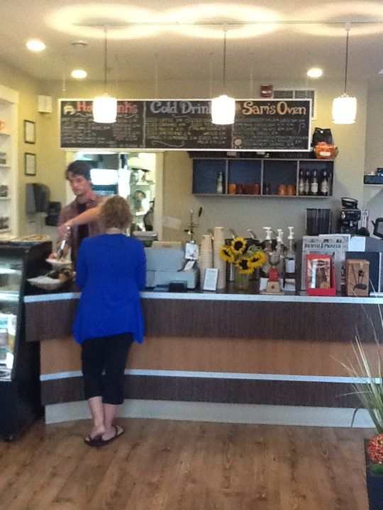 Samuel's Coffee House in Summerside, PEI serves Lady Baker's Teas! Stop in for a cuppa this summer if you are in the area!