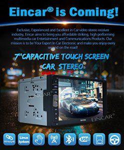 Vente Privileged Navigation Nouvelle Marque (Mirror Link pour Téléphones GPS Android) Bluetooth In-Dash Double écran voiture Din 7 pouces…