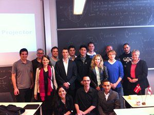 Aarhus University Engineering School Danemark