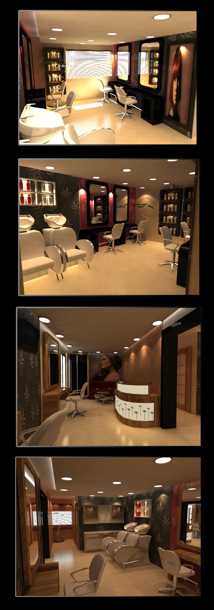 Best 25 small salon designs ideas on pinterest small - Beauty salon interior design pictures ...