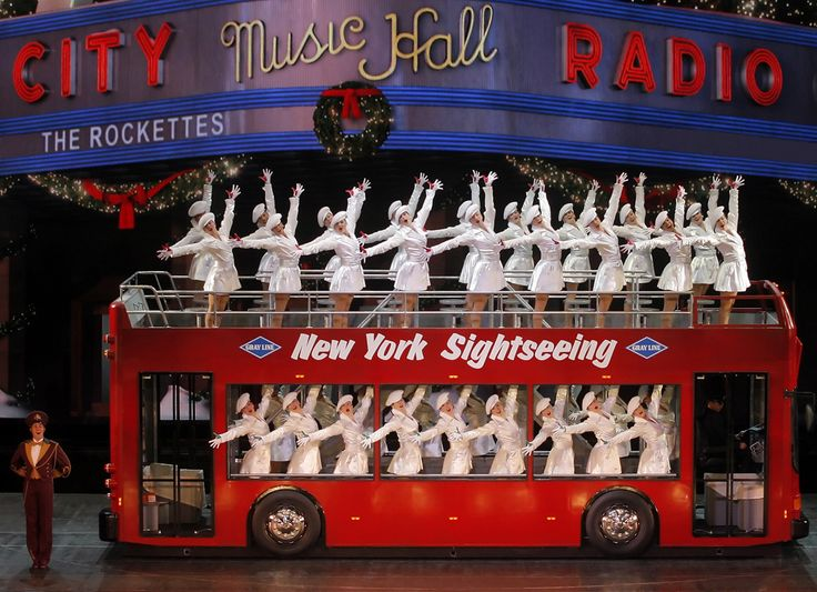 130 best Rockettes images on Pinterest | Radio city music hall ...